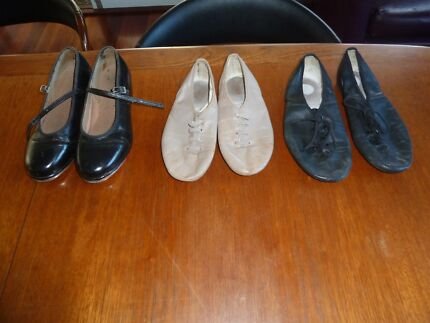 Jazz and tap shoes for sale