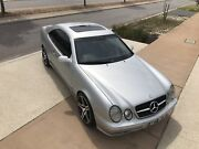 2000 Mercedes Benz CLK430 The Vines Swan Area Preview