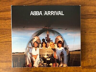 ABBA - Arrival Deluxe Edition CD / DVD Digipak Set 2006