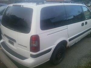 1998 Chevrolet Venture Minivan, Van
