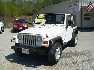 2006-Jeep-Wrangler-4X4-Low-Low-Miles