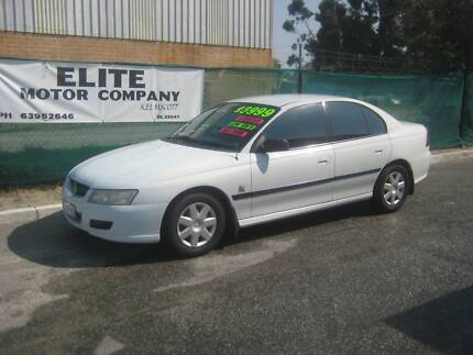 2005 Holden VZ Commodore Sedan