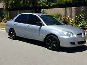 2006 Mitsubishi Lancer Auto Sedan 2.4ltr 4 cyl with 6 months rego Mermaid Waters Gold Coast City Preview