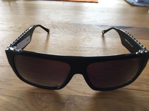 Timezone schwarze Sonnenbrille Shades 59 13 COL.30 CAT.3  Angebot Reduziert
