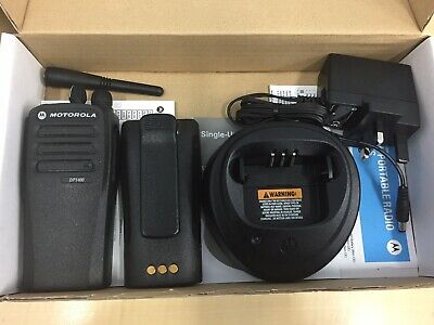 Motorola DP1400 UHF Analogue Two Way Radio , Walkie Talkie  new open box