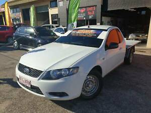 2008 Ford Falcon FG UTE $7990 FINANCE EASY TODAY CENTRELINK OK