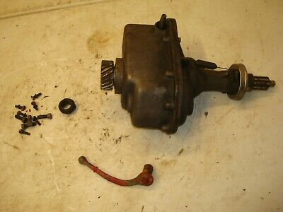 1946 Ford 2n Tractor Ft Overdrive Transmission 9n