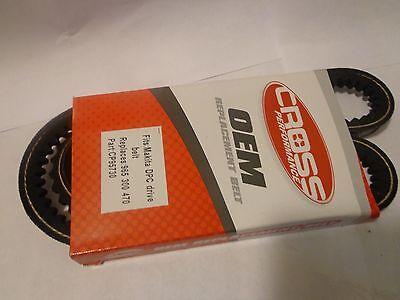 Dolmar Wacker Makita Dpc7300 Dpc7301 Dpc7310 Dpc7311 Drive Belt Replaces