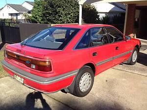 1989 Ford Telstar Sedan Floraville Lake Macquarie Area Preview