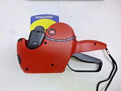 New Speedy Mark Express 2 Line Price Marker Gun Plastic 111164