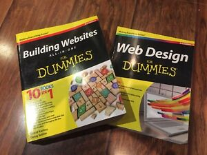 Web Design and Website Building for Dummies