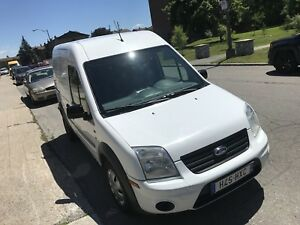 Ford transit connect great condition ready for work !