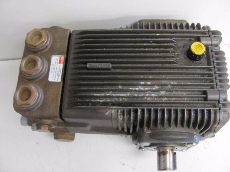 """12.2 Belt-Drive Pressure Plunger Pump, Dayton, 1MCX8  1"""" SHAFT"""