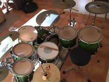 Pearl Export ELX - 7 Piece drum kit with Zildjian cymbals Narraweena Manly Area Preview