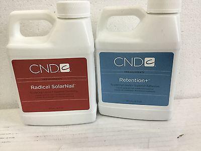 Sculpting Liquid (CND RETENTION + Plus OR Radical solar Nail  Sculpting Liquid 16 oz/473mL )