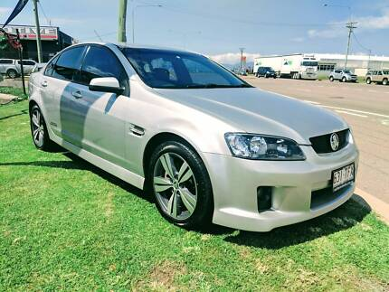 2007 Holden Commodore VE SS Auto Sedan - $500 VISA GIVEAWAY! Garbutt Townsville City Preview