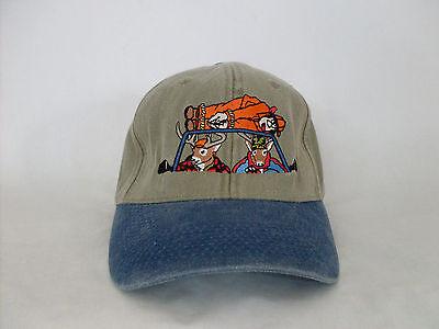 Men's hat Vintage Funny Hunting Reversal