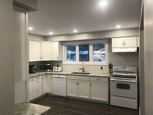 Executive, Fully Furnished 3 bdrm home on Rosedale INCL UTIL