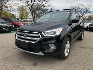 2017 Ford Escape SE,NAVIGATION,LEATHER,HEATED SEATS