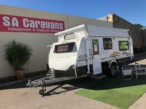 Jayco Discovery 17' Outback with Solar and Air  Conditioning