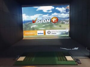 INDOOR FACILITIES FOR GOLF INSTRUCTORS