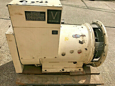 Em Bemac Ii 100kw-125kva 3 Phase Generator Only No Drive Id502