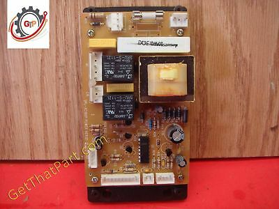 Staples Spl-xc240p Shredder Complete Oem Main Control Board Assembly
