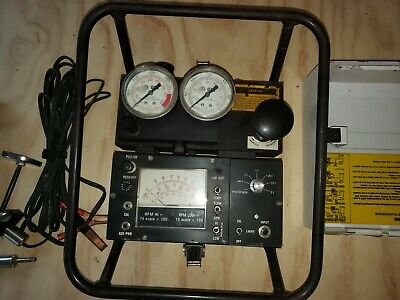 Spx Otc Owatonna Tool Company In-line Hydraulic Tester 4221 75 Gpm