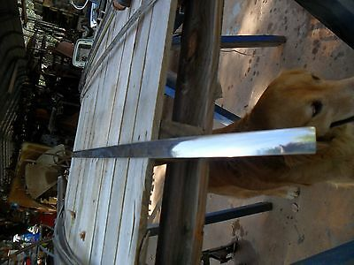 1959-60 oldsmobile 98 outter upper windshield revell mold with clips,