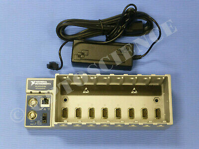 National Instruments Ni Cdaq-9188 Ethernet Compactdaq Chassis 8-slot