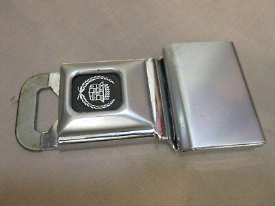 CADILLAC Seat Belt Buckle Lap Side with Latch End Seatbelt Model