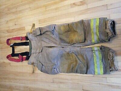 Securitex Firefighter Pants Turnout Gear Bunker Size 36 Firesale