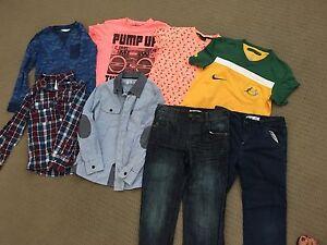 Boys age 6-7 bundle 8 items Moonee Beach Coffs Harbour City Preview