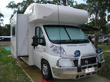 2012 Fiat Ducato, Tayvor Hayman Motorhome. REDUCED Morayfield Caboolture Area Preview