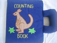 COUNTING   BOOK   for  YOUNG  CHILDREN Avoca Beach Gosford Area Preview