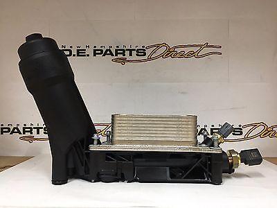 11-13 JEEP DODGE CHRYSLER 3.6L V6 ENGINE OIL COOLER FILTER HOUSING 5184294AE