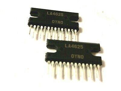 2 Pieces  La4625 Original Sanyo Integrated Circuit Free Shipping Within Us