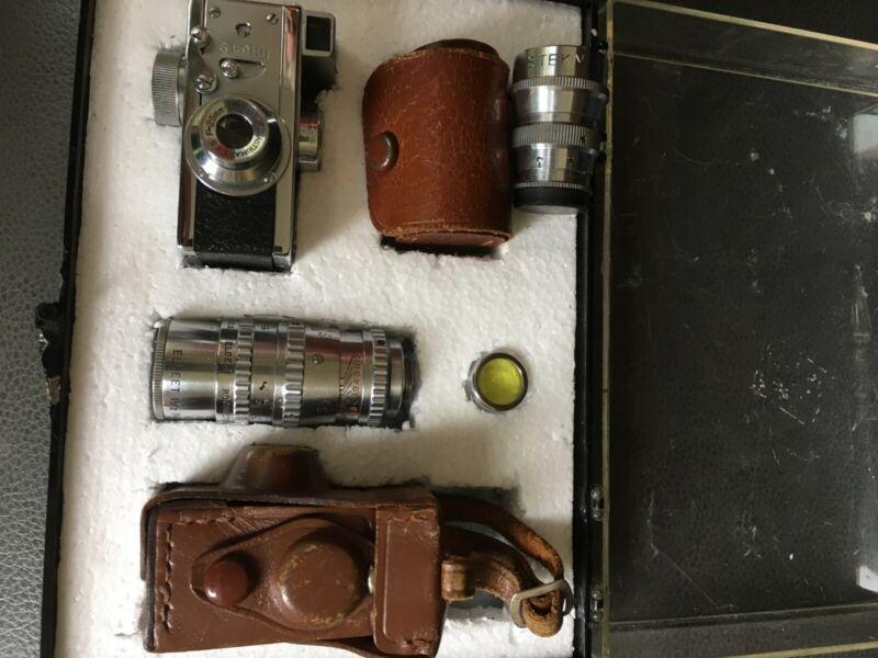 Steky Model 3 Spy Camera