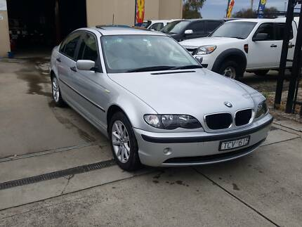 2004 BMW 318i Sedan AUTO LOW KMS FULL OF OPTIONS Williamstown North Hobsons Bay Area Preview