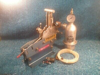 PERRY Competition Inc.  Powerglide Air Shifter w / bottle.