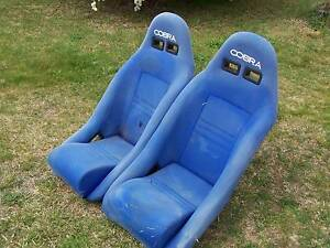 Cobra Sports Seats,  (2) Non Recliners Katoomba Blue Mountains Preview