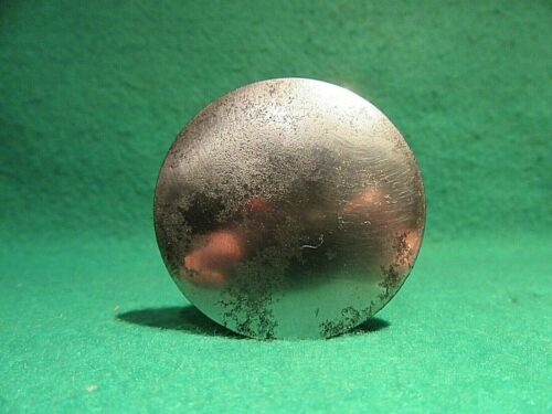 "Vintage Round Jewelers / Silversmith  Anvil 1 1/2"" in diameter"