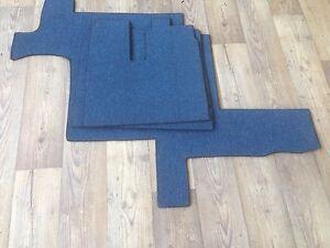 LKW Teppiche Teppich Fußmatten MAN TGX  in 7 Farben