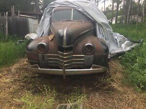 1940 Oldsmobile. Good for parts $500