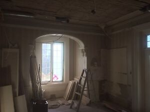 Plaster repair and removal.  Plaster crown repair. Stratford Kitchener Area image 7