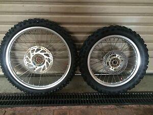 Suzuki RM85L big wheels SWAP for small wheels Darlington Morphett Vale Area Preview