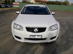2011 HOLDEN COMMODORE OMEGA VE  OPEN 7 DAYS APPOINTMENTS DUE TO COVID Bacchus Marsh Moorabool Area Preview