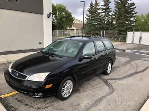 2007 Ford Focus SES Station Wagon