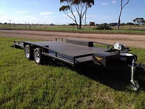 SERIOUSLY HEAVY DUTY CAR TRAILER Adelaide CBD Adelaide City Preview