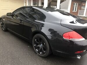 2004 BMW 645CI SMG RWD Fully Loaded - 98550Kms